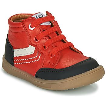 鞋子 男孩 高帮鞋 GBB VIGO 红色