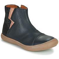 鞋子 女孩 短筒靴 GBB SAVERIA 海蓝色 / 玫瑰色
