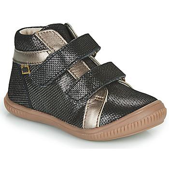 鞋子 女孩 高帮鞋 GBB EDEA 黑色
