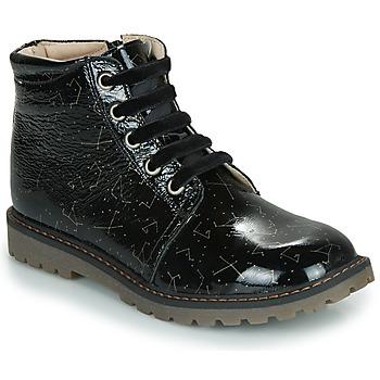 鞋子 女孩 高帮鞋 GBB NAREA 黑色
