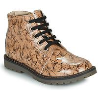 鞋子 女孩 短筒靴 GBB NAREA 玫瑰色