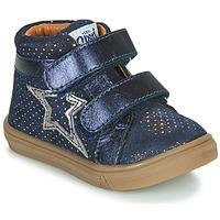 鞋子 女孩 高帮鞋 GBB OHANE 蓝色