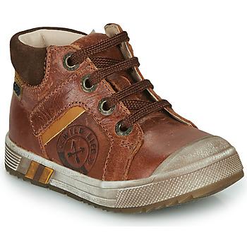 鞋子 男孩 高帮鞋 GBB OLANGO 棕色