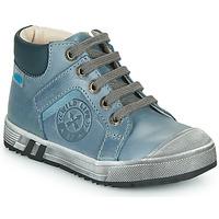 鞋子 男孩 高帮鞋 GBB OLANGO 蓝色