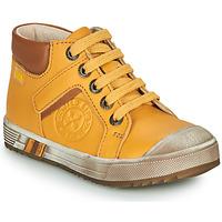 鞋子 男孩 高帮鞋 GBB OLANGO 黄色