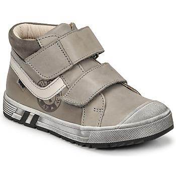 鞋子 男孩 高帮鞋 GBB OMALLO 灰色