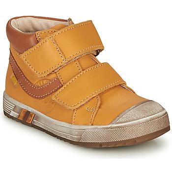 鞋子 男孩 高帮鞋 GBB OMALLO 黄色