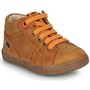 鞋子 男孩 高帮鞋 GBB ANGELITO 棕色