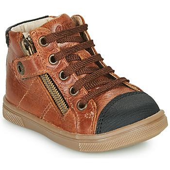 鞋子 男孩 高帮鞋 GBB KAMIL 棕色