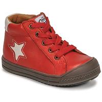 鞋子 男孩 高帮鞋 GBB KASSIO 红色