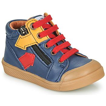 鞋子 男孩 高帮鞋 GBB IONNIS 蓝色