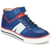 鞋子 男孩 高帮鞋 GBB ALIMO 蓝色