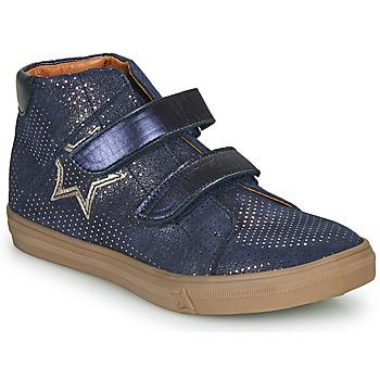 鞋子 女孩 高帮鞋 GBB MAYMA 蓝色