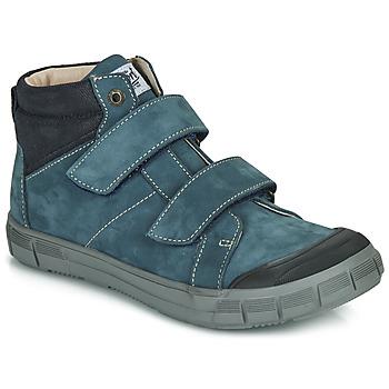 鞋子 男孩 高帮鞋 GBB HENI 蓝色