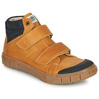 鞋子 男孩 高帮鞋 GBB HENI 棕色