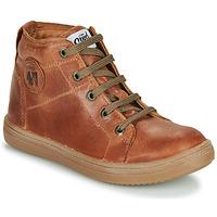 鞋子 男孩 高帮鞋 GBB KELIG 棕色