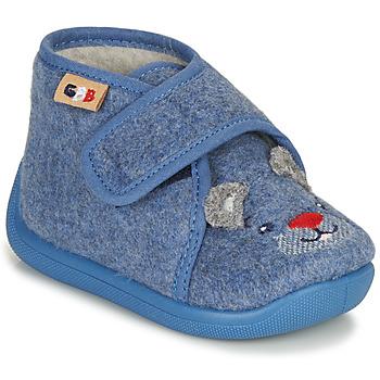 鞋子 男孩 拖鞋 GBB KEELIO 蓝色