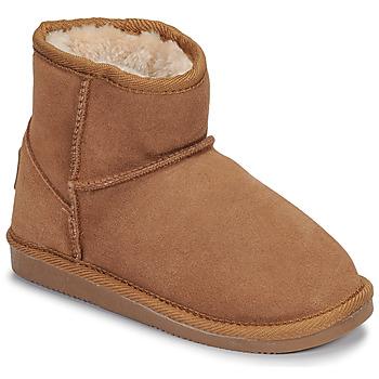 鞋子 女孩 短筒靴 Les Tropéziennes par M Belarbi FLOCON 驼色