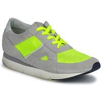 鞋子 女士 球鞋基本款 OXS GEORDIE 灰色 / 黄色