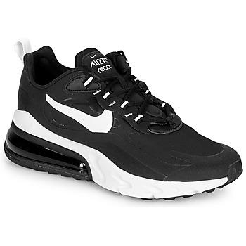 鞋子 男士 球鞋基本款 Nike 耐克 AIR MAX 270 REACT 黑色 / 白色