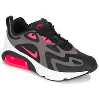鞋子 男士 球鞋基本款 Nike 耐克 AIR MAX 200 黑色 / 玫瑰色