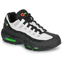 鞋子 男士 球鞋基本款 Nike 耐克 AIR MAX 95 黑色 / 白色 / 绿色