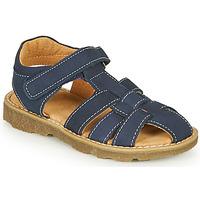 鞋子 男孩 凉鞋 André TURTLE 海蓝色