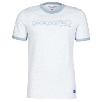 衣服 男士 短袖体恤 Jack & Jones 杰克琼斯 JORLEGEND 白色