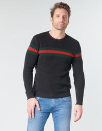 衣服 男士 羊毛衫 Yurban BAOLI 黑色