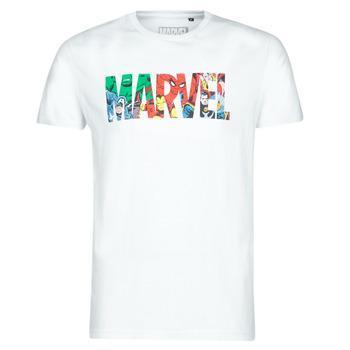 衣服 男士 短袖体恤 Casual Attitude MARVEL HERO LOGO 白色