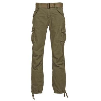 衣服 男士 工装裤 Schott BATTLE 卡其色