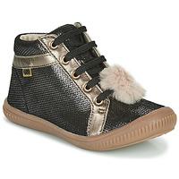 鞋子 女孩 高帮鞋 GBB ISAURE 黑色