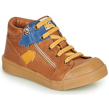 鞋子 男孩 高帮鞋 GBB IONNIS 棕色