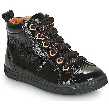 鞋子 女孩 高帮鞋 GBB INNA 黑色