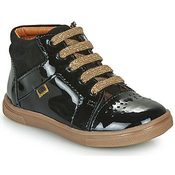鞋子 女孩 高帮鞋 GBB THEANA 黑色