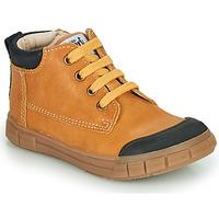鞋子 男孩 高帮鞋 GBB SHEN 棕色