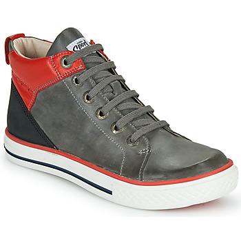鞋子 男孩 高帮鞋 GBB MERINO 灰色