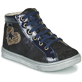 鞋子 女孩 高帮鞋 GBB MARTA 蓝色