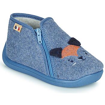 鞋子 男孩 拖鞋 GBB KITRA 蓝色