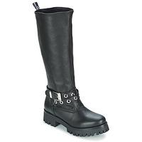 鞋子 女士 都市靴 Love Moschino GROGI 黑色