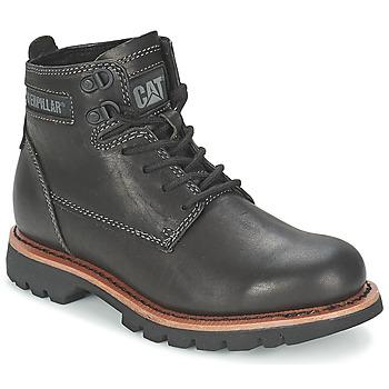 鞋子 男士 短筒靴 Caterpillar ROCKWELL 黑色