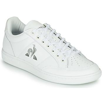 鞋子 女士 球鞋基本款 Le Coq Sportif 乐卡克 COURT CLAY W 白色