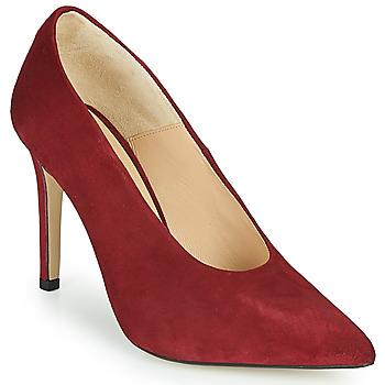 鞋子 女士 高跟鞋 Jonak CURVE 红色