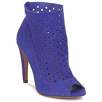 鞋子 女士 短靴 Bourne RITA 蓝色