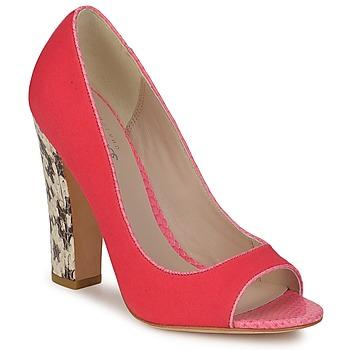 鞋子 女士 高跟鞋 Bourne FRANCESCA 珊瑚色