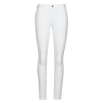 衣服 女士 紧身牛仔裤 Vero Moda VMSEVEN 白色