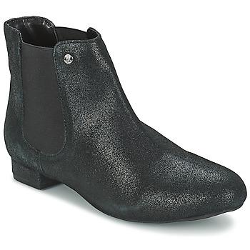 鞋子 女士 短筒靴 Elle MABILLON 黑色 / 明亮