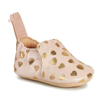 鞋子 儿童 拖鞋 Easy Peasy BLUMOO 玫瑰色