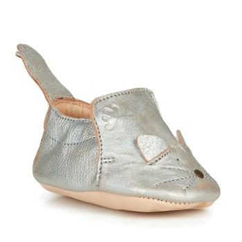 鞋子 儿童 拖鞋 Easy Peasy BLUMOO CHAT 灰色