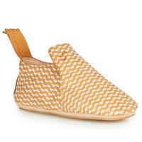鞋子 儿童 拖鞋 Easy Peasy BLUBLU 棕色